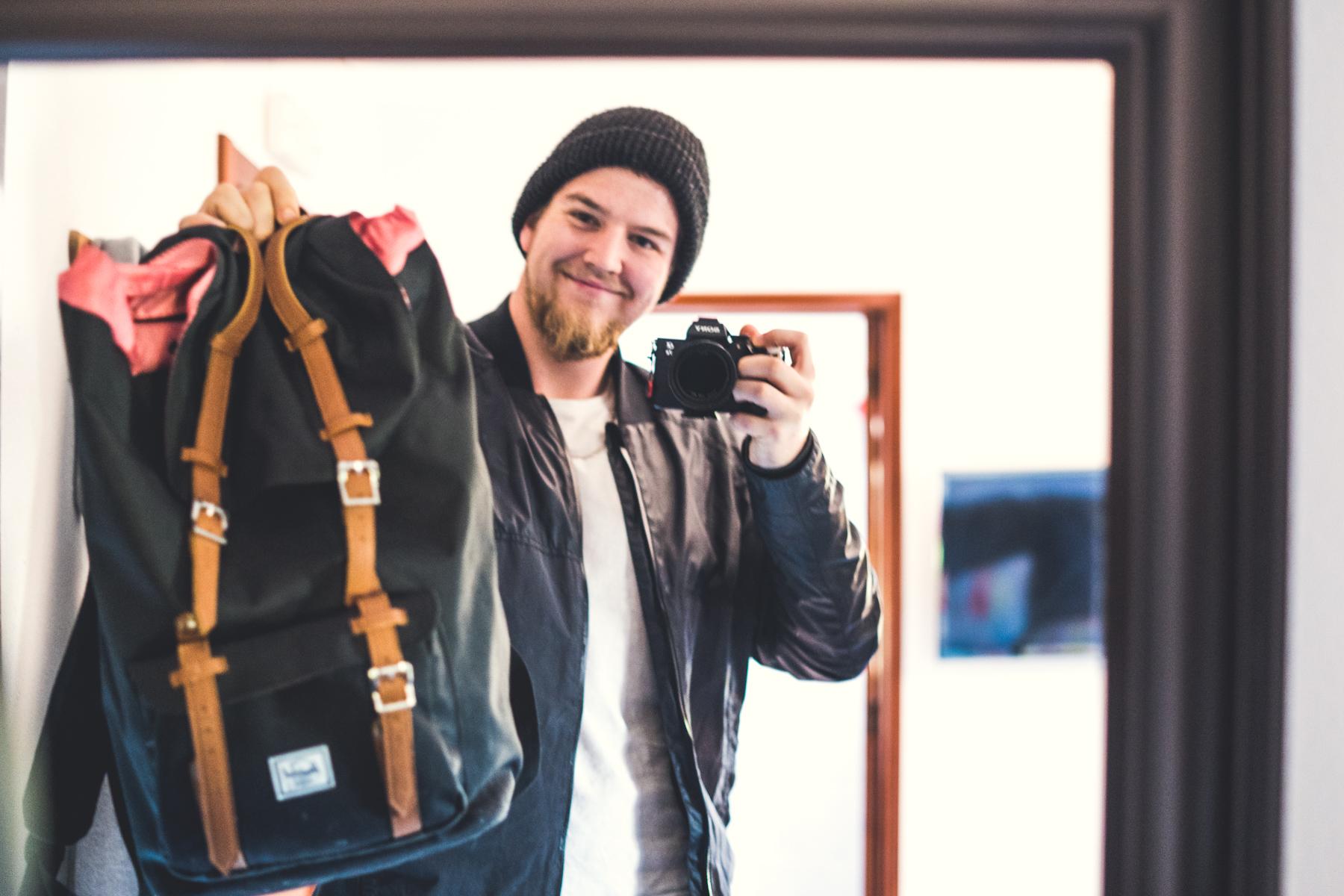 Ich packe meinen Rucksack und nehmen mit – Was habe ich dabei? Meine Packliste.